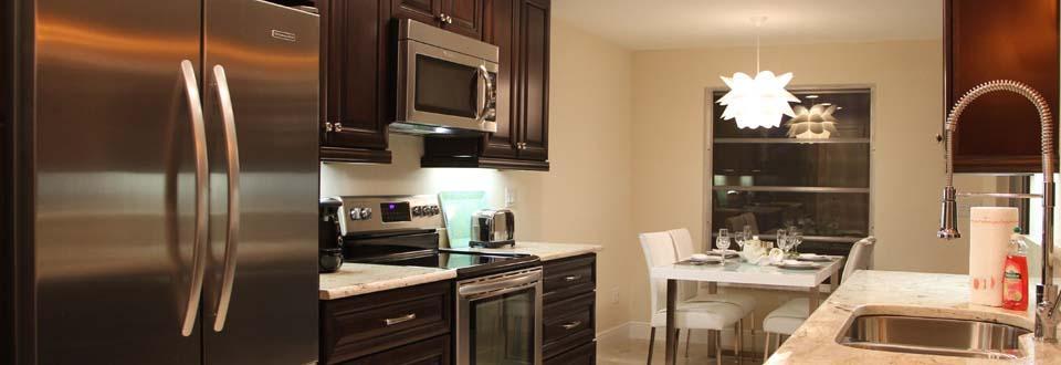 Cape-Coral-Florida-Küche